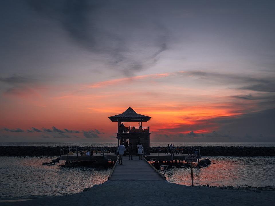 Vítejte na Maledivách!